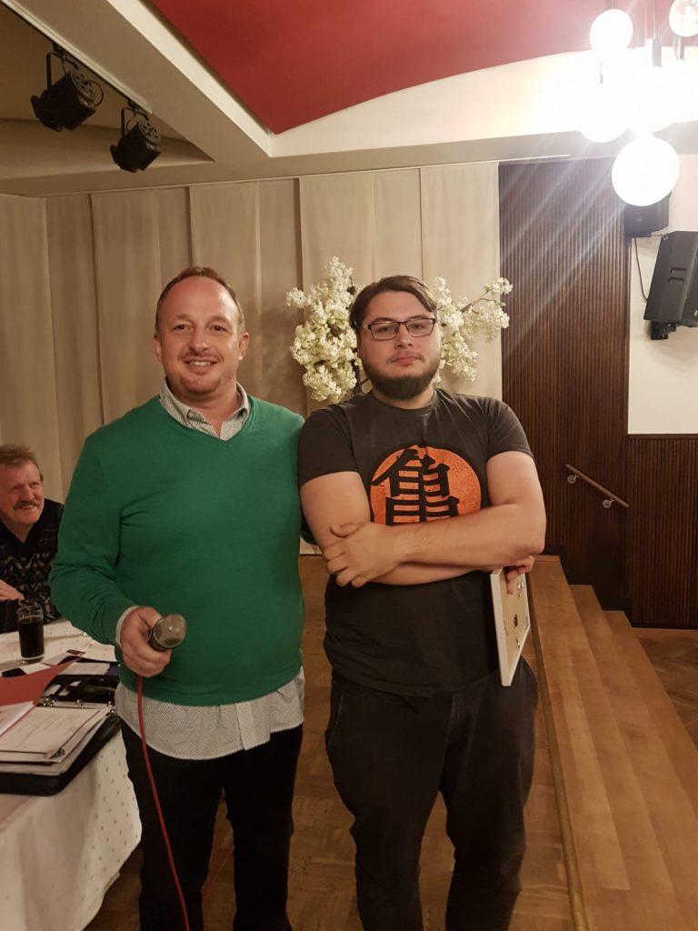 Sebastian Scholz - 25 Jahre Mitglied